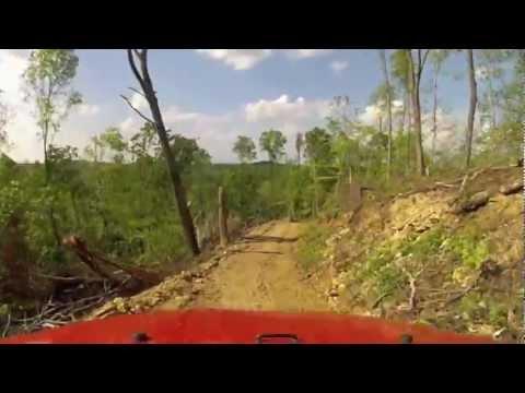 Jeepin - East Lynn Lake WMA