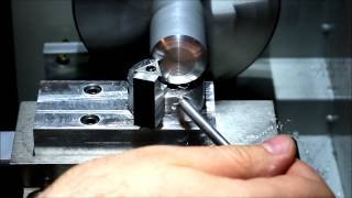Download Video How to set up and use a radius turning tool MP3 3GP MP4