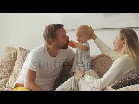 S Happy Family Mom And Dad Having Fun Youtube