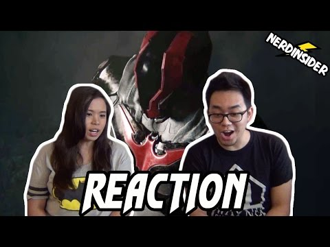 INJUSTICE 2 Official Announcement Trailer REACTION and DISCUSSION