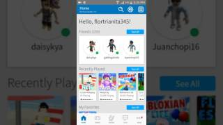 How to Remove Roblox Friends On Cell? Here I teach you :)