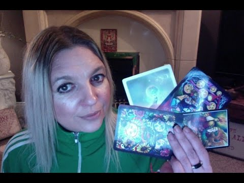 Daily psychic tarot reading 3rd April 2017/ What would you d