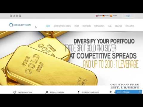 Core Liquidity Binary Options Review | Is Core Liquidity Scam?