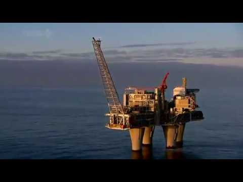 Super Rigs: Troll Offshore Natural Gas Platform (Full Documentary)