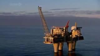 Super Rigs: Troll Offshore Natural Gas Platform (Full Documentary)