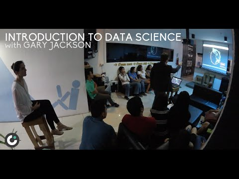 Introduction to Data Science @ Clicklabs Ventures (Cebu, Philippines)
