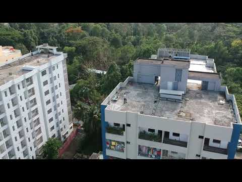 Lazy Holiday   Aerial View of Chittagong  