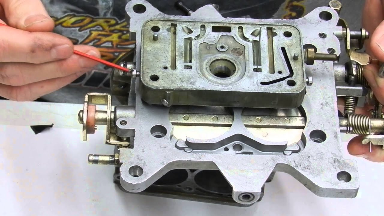 Holley Carburetor Tuning: Idle Circuit Mods for High Duration Camshafts