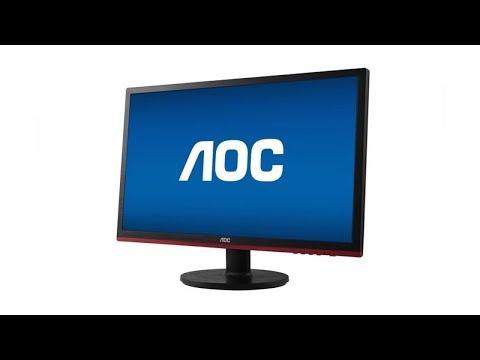 how-to-setup-aoc-gaming-monitor-[1080p]-[full-install]-[hd]