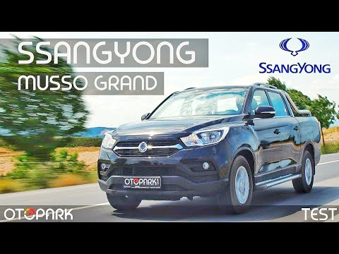 SsangYong Musso Grand | TEST