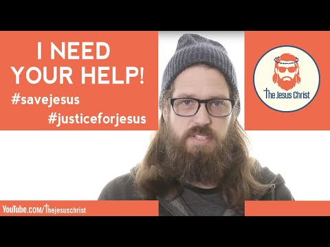 I need your help! #savejesus #justiceforjesus
