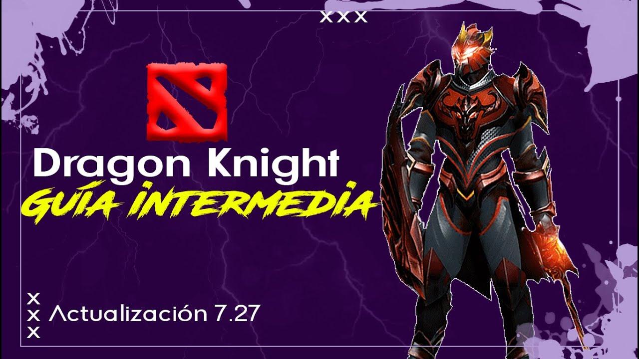 REVERTIR PARTIDA CON ALIADO EMO!!! con DRAGON KNIGHT (TODO ES POSIBLE!!) l Guía Intermedia