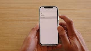 IPhone 12/12 Pro: How To Set Proxy Server Configuration For Wifi Connection