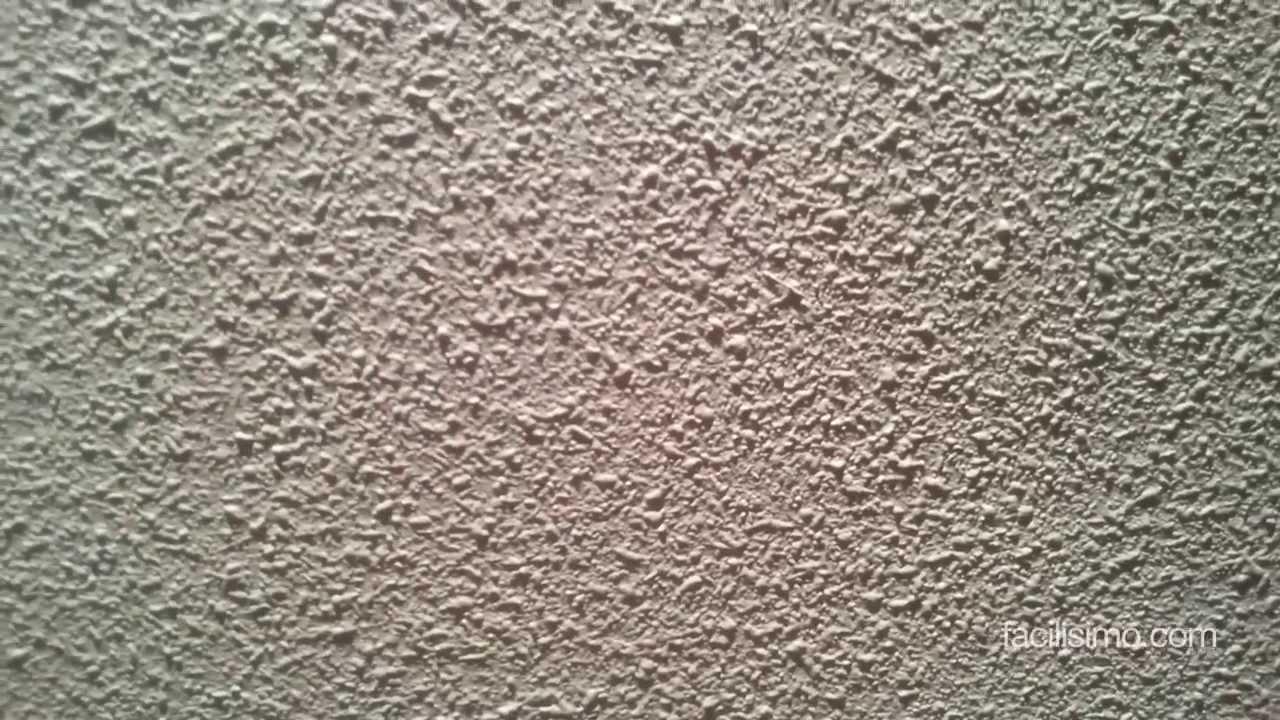 C mo quitar manchas en gotel blanco - Decorar paredes de gotele ...