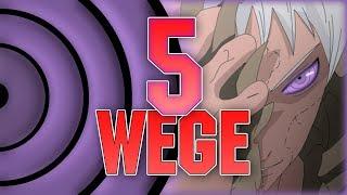 5 Wege um das Rinnegan zu erwecken! - Naruto Shippuuden | SerienReviewer