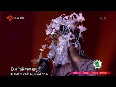 [Vietsub Full] 【 Ca Vương Giấu Mặt 2 】Thân Cưỡi Bạch Mã - Châu Thâm 【 身骑白马 - 周深 】《我可不是什么幺蛾子  》