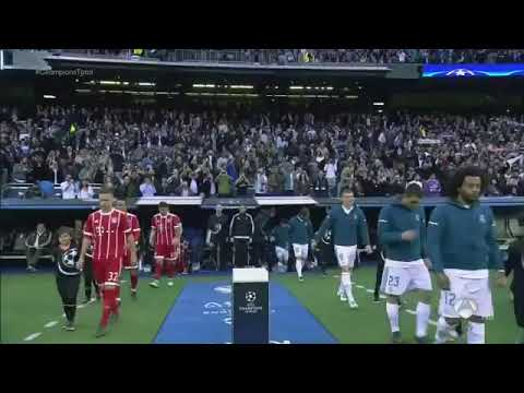 Real Madrid vs Bayern Munich 2-2-All goal and highlights