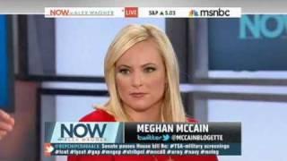 Meghan McCain Condemns Lowe