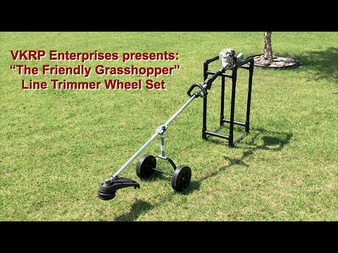 Vkrp Line Trimmer Wheel Set