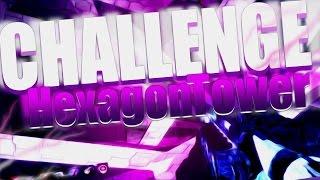 ZOMBIS CHALLENGE! HEXAGON TOWER