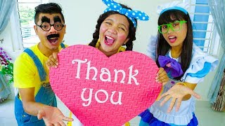The Please and Thank You Song Nursery Rhymes for Kids