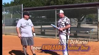 2014 demarini senior one endload bat review