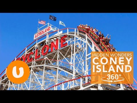 Secrets of Coney Island   NYC Guide