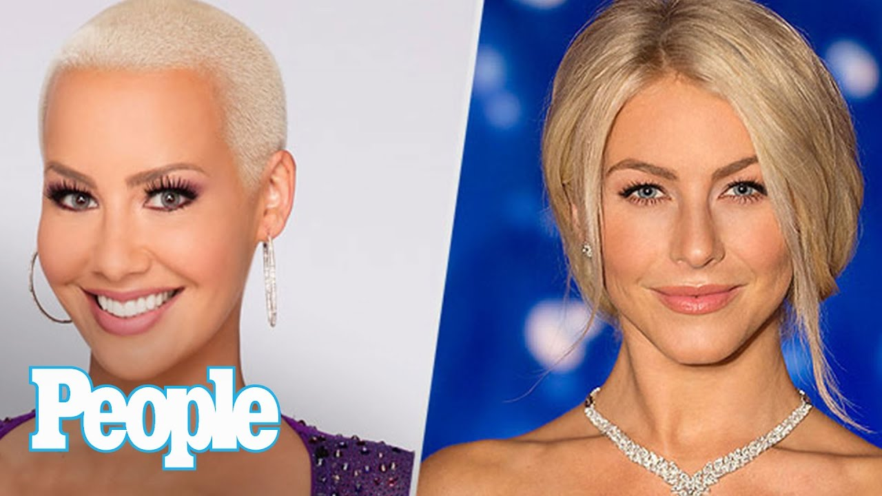 Download DWTS: Amber Rose Apologizes for 'Body Shaming' Comments to Julianne Hough | People NOW | People