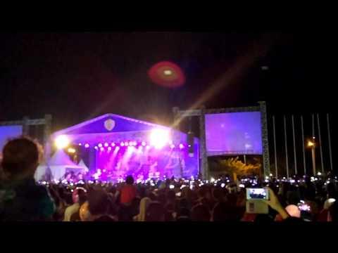 """Fildan Menyanyikan Lagu """"GERUA""""  DiKota Mara"""