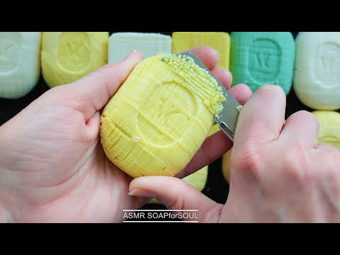 1 HOUR ASMR. Soap Cubes Only. Very Satisfying Relax Sound.Compilation