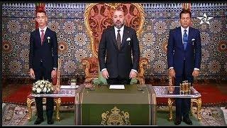 رد ناري على خطاب آلعرش من مغربي حر Maroc