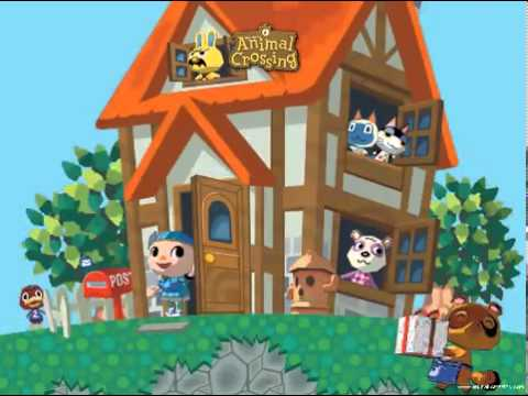 Animal Crossing GameCube  Original Soundtrack  9AM