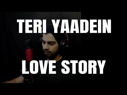 Love Story - Teri Yaadein (Acoustic) | Samiir