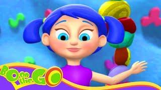 🌈 Bo On the Go! | Full Episodes | NEW COMPILATION: Cartoon For Children