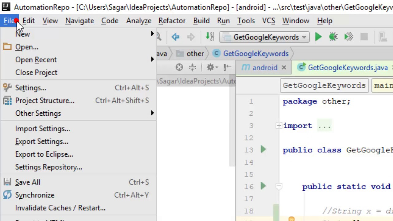 Server's certificate is not trusted pop up message in IntelliJ IDEA