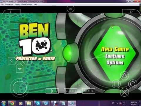 ben 10 protector of earth pc gratuitement