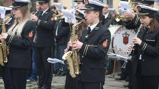 Święto Konstytucji 3 Maja - 2017 - Miejska Orkiestra Kalwarii Zebrz.