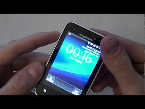 Test du Sony Ericsson Xperia Active - par Test-Mobile.fr