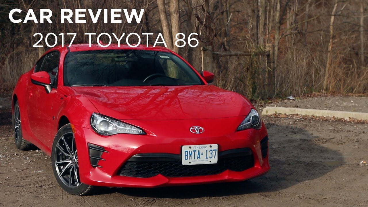 Car Review 2017 Toyota 86 Driving Ca