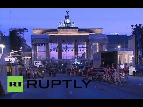 LIVE: Berlin - New Year celebrations