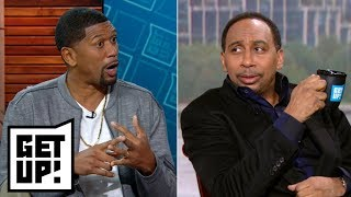 Stephen A., Jalen disagree on who's better: Lakers or Nuggets | Get Up!