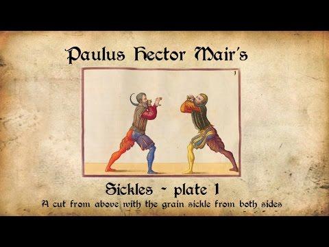 Mair's Sickle - Plate #1