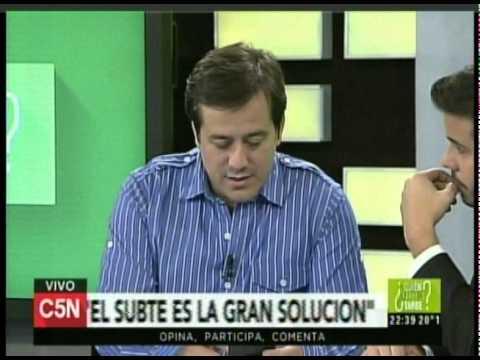 C5N -  POLITICA: ENTREVISTA A FONDO CON MARIANO RECALDE