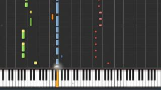 Download dynamite piano cover(synthesia) HQ MP3 song and Music Video