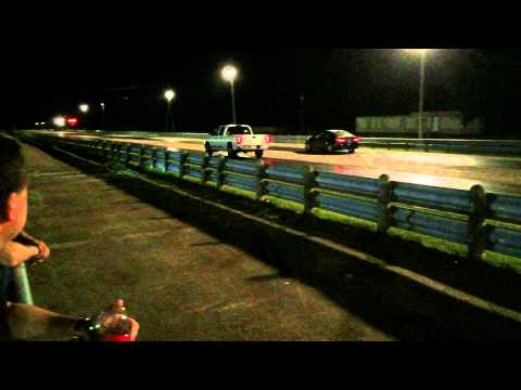 Sam turbo charged chevy cruze 10 second pass!