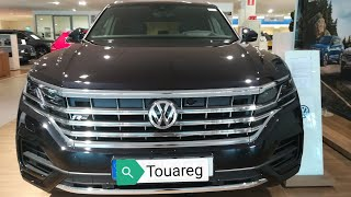 WOW!!!!! New Volkswagen Touareg 2019 Review With EuromanDriver - Best Looking Luxury SUV