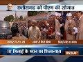 Chattisgarh: PM Modi holds road show in Bhilai, visits Bhilai Steel Plant