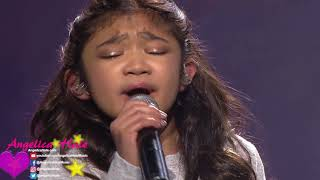 """Angelica Hale Performing """"Rise Up"""" at AGT Las Vegas Live! 2017 @ Planet Hollywood (2 of 3)"""