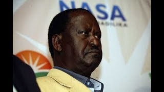 Odinga: Safaricom did not care to report the various illegal activities of the KIEM kits