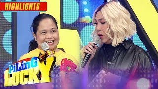 Vice gives Piling Lucky contestant Maricar a birthday gift | It